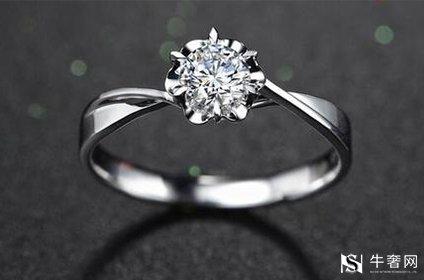 周大生pt950铂金钻戒是什么回收价格