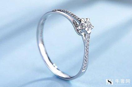 买了大概半年的一克拉铂金钻戒还能回收多少钱