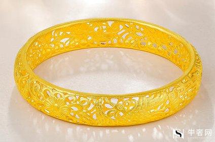 高价回收3d黄金首饰多少钱一克
