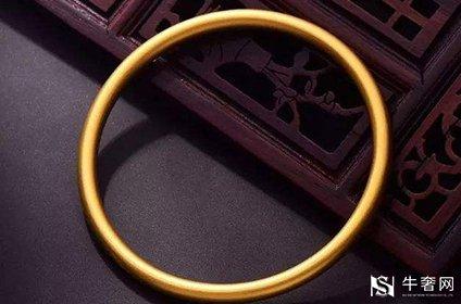 黄金首饰二手回收多少钱一克