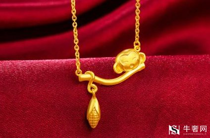 老凤祥18k黄金项链回收价格有多少