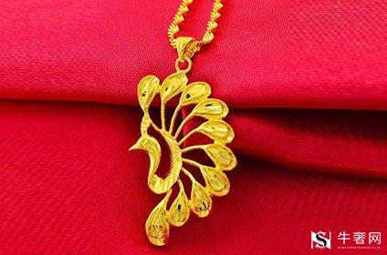 武汉江汉区哪里回收戴就的黄金首饰