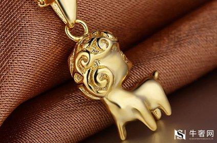 特别亮的黄金首饰回收价格怎么样吗