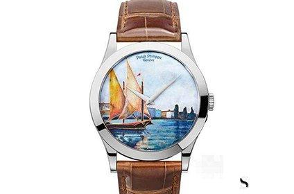 百达翡丽珍稀工艺手表回收价格有几折