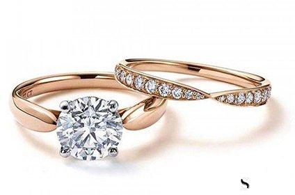 购买黄金钻戒或者白金钻戒那个好