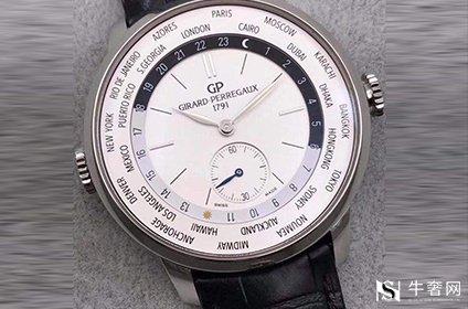 二手芝柏世界时腕表回收多少钱