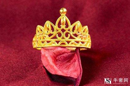 二手黄金戒指首饰能卖多少钱