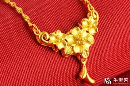 黄金饰品回收一般每克价格多少