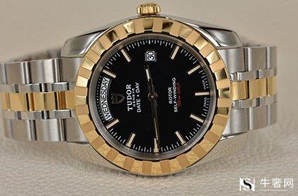 帝舵金色手表回收是什么价格
