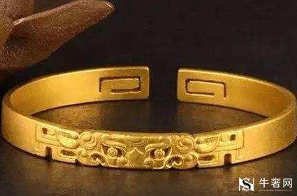 今天黄金9999金子回收价格是多少呢
