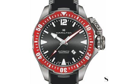 汉米尔顿旧手表回收几折