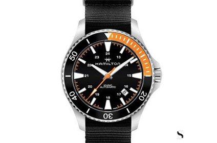 汉密尔顿卡其海军系列旧手表回收多少钱