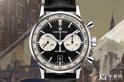 汉密尔顿Intra-Matic 68计时手表回收店有吗