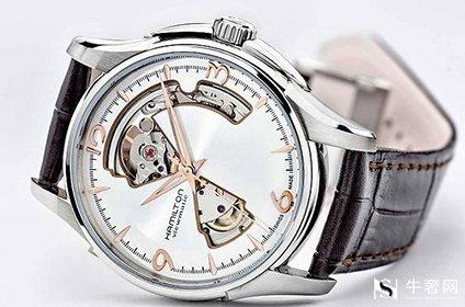 汉密尔顿爵士开心自动手表回收价格好吗