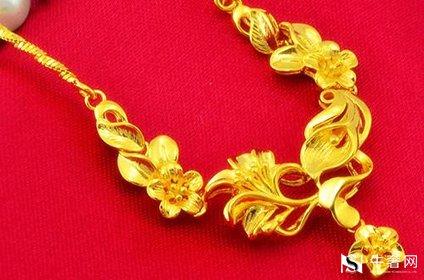 周大生黄金首饰回收价格多少
