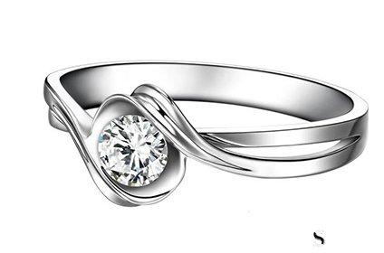 现在一克拉钻石戒指回收价格是几折