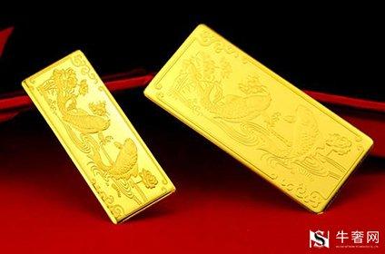 黄金金条今天回收价格有多少