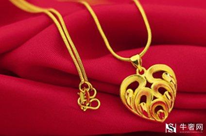 乌鲁木齐高价回收3d黄金首饰吗