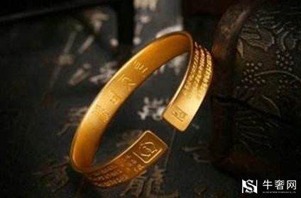 回收黄金现价多少钱一克