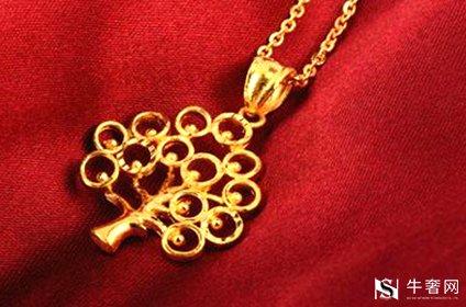 3d硬金黄金首饰变色会影响回收价格吗
