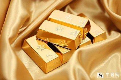 中国黄金投资金条回购价高吗