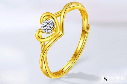 黄金钻戒和白金钻戒回收那个好