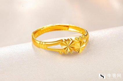 黄金回收哪个牌子的黄金戒指好
