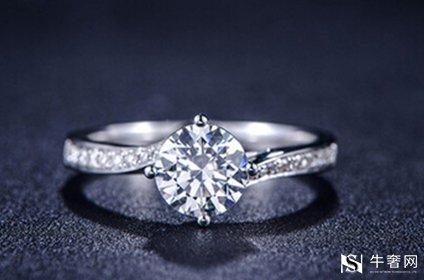 目前1克拉钻石戒指回收多少钱