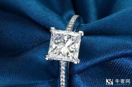 品牌名气比较大的钻石戒指回收价格怎么样