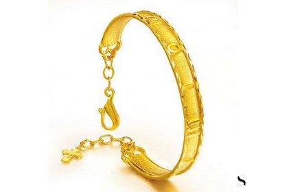 今天黄金首饰回收价格多少钱一克