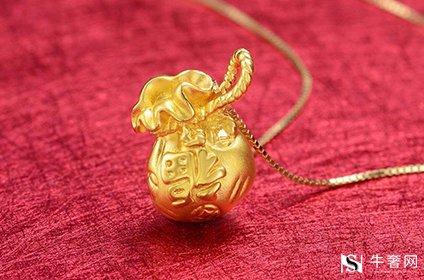 一条黄金项链回收价钱大约多少钱呢