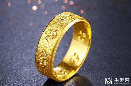 黄金首饰回收为什么会变黑