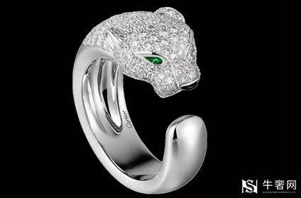 钻石回收店能够回收卡地亚猎豹钻戒吗