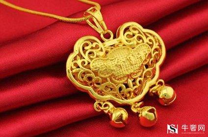 上海哪里回收老庙3d硬千足金