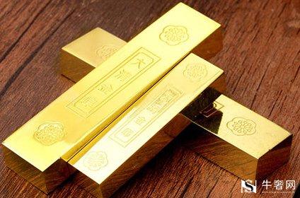 黄金回收是否真的没有金条比较保值