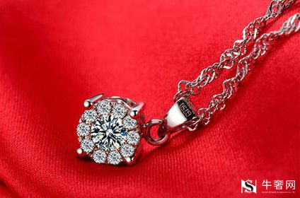 闲置钻石项链的回收价格是多少