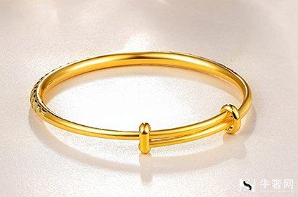 今天黄金首饰回收一克多少钱