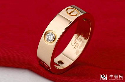 北京卡地亚钻石戒指回收值吗