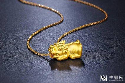 黄金饰品回收价格高不高主要看哪里