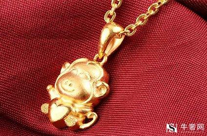 梦金园项链回收黄金每克多少钱