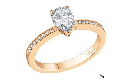 18k金镶钻石在二手回收市场价格高吗