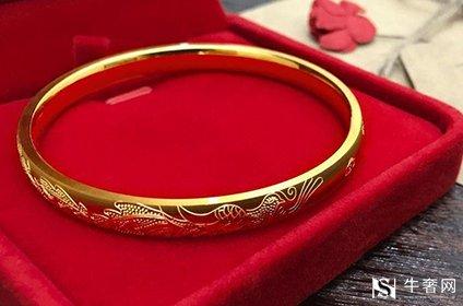 上海黄金首饰回收跟前期保养有关吗
