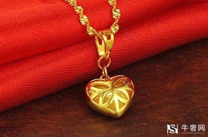 黄金回收金项链一般多少钱一克