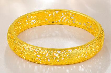 黄金回收3D硬金首饰平时该怎么保养