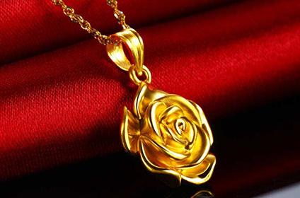 回收黄金项链是纯金和k金那个有价值