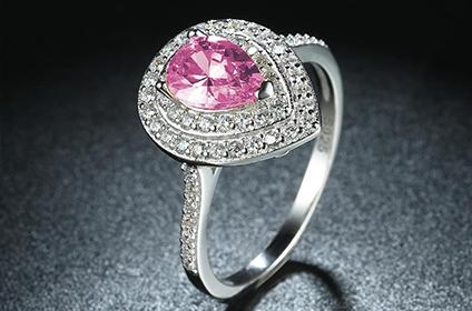 粉钻戒指回收的行情如何