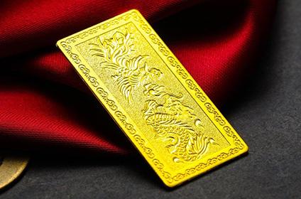 金条回收行情比黄金首饰行情好吗