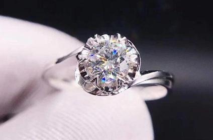 钻石戒指怎么回收