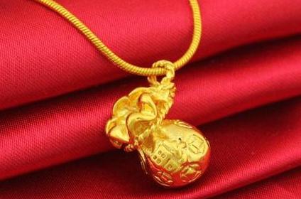 黄金回收新买的黄金褪色正常吗