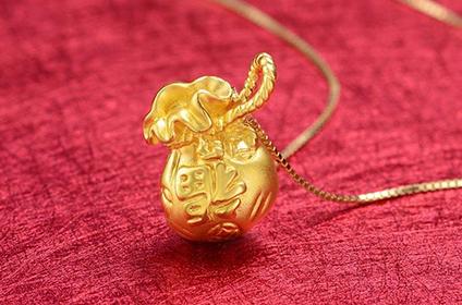 今日金价中国黄金回收多少一克